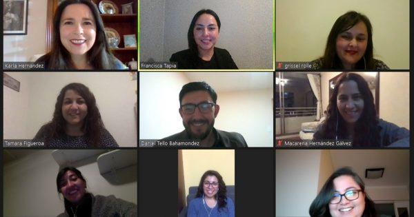 Terapia Ocupacional realiza focus group con empleadores de sus titulados