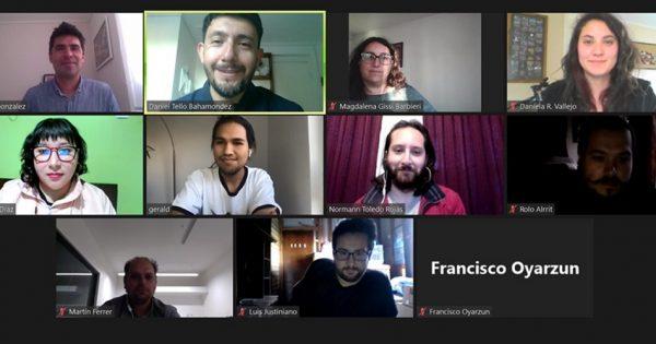 Titulados de Cine y Comunicación Audiovisual UVM sostuvieron encuentro virtual