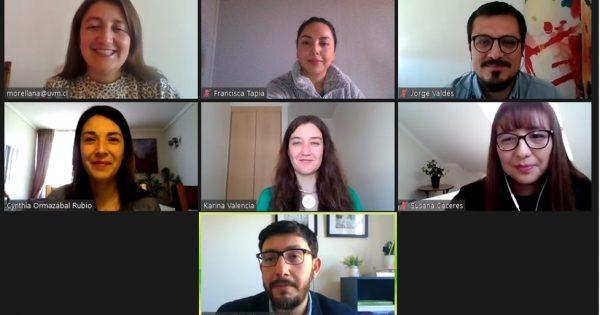 Nuevo Focus Group Virtual con empleadores de la carrera de Fonoaudiología