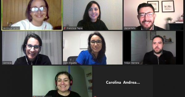 Empleadores de titulados de la carrera de Kinesiología se reunieron en Focus Group