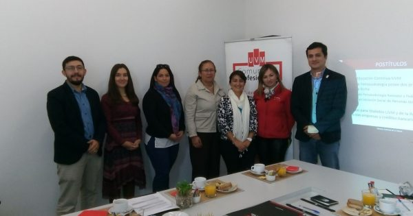 Comunidad Profesionales realiza Focus Group con empleadores de titulados de Fonoaudiología
