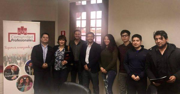 Comunidad Profesionales realiza Focus Group con Titulados de la Carrera de Inglés