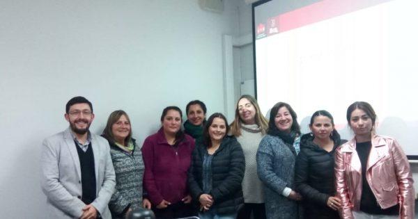 Educación Parvularia Vespertino UVM organizó jornada de actualización profesional y Focus Groups