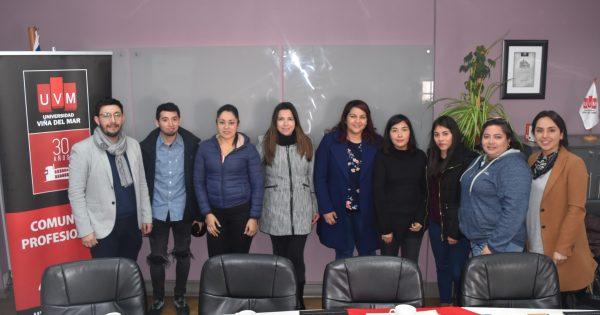 Se realizó Focus Group con titulados de la carrera de Terapia Ocupacional