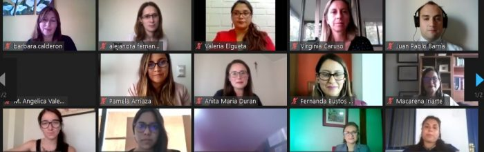 Academia de Empresa y Derechos Humanos UVM realizó su primer conversatorio