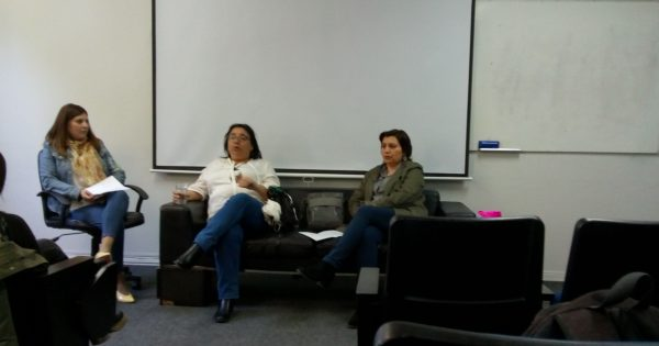 Carrera de Trabajo Social organizó Coloquio sobre Ética Social en Familias