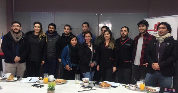 Carrera de Kinesiología realizó Jornada de Actualización profesional y Focus Groups con sus titulados