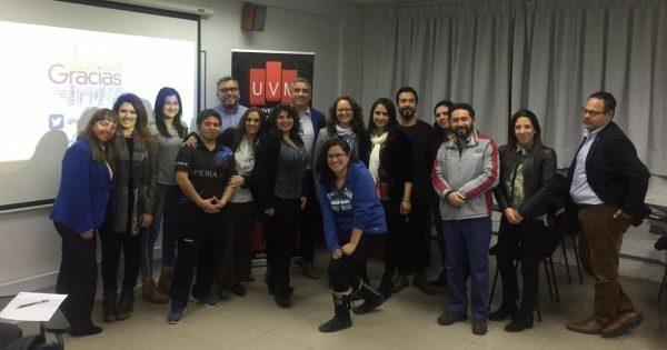 Ex alumno de Relaciones Públicas dicta Workshop de Social Media