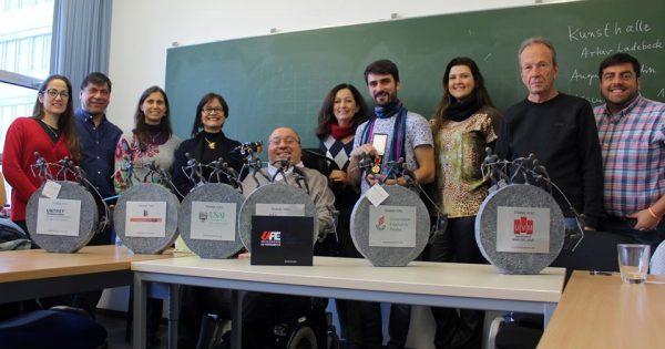 UVM asiste a jornada de buenas prácticas desarrollada al alero del Proyecto Erasmus+ SOLIDARIS
