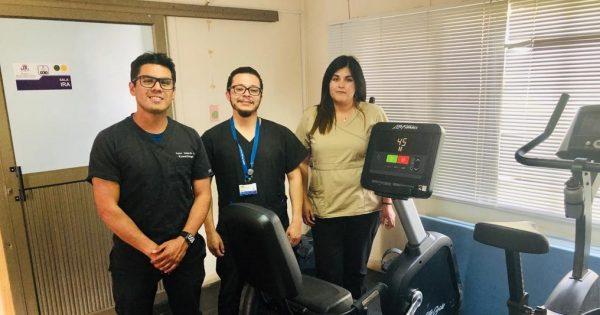 UVM entregó bicicletas al Servicio de Salud Viña del Mar Quillota