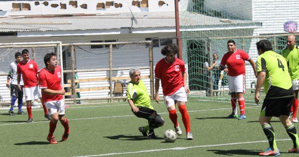 Reportaje a Felipe Arévalo, miembro de la selección de Fútbol 7 Paralímpico UVM