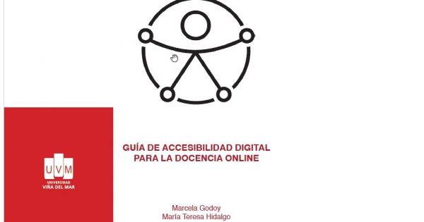 UVM lanza Guía de Accesibilidad digital para la docencia online