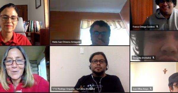 Estudiantes de Informática ejecutan proyecto con emprendedores de La Calera