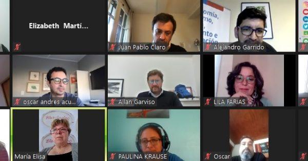 UVM junto a Seremi de Economía entregan becas a 30 emprendedores de la Región de Valparaíso