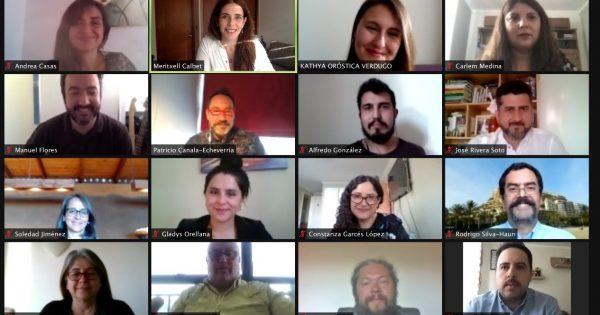 Exitosa primera jornada de becarios de estudios de Doctorado UVM
