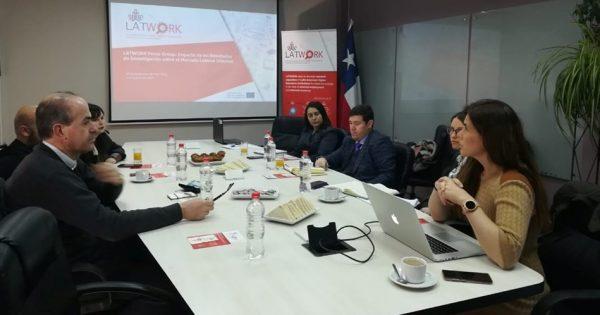 Nuevo Focus Group del Proyecto Erasmus+ LATWORK se realizó en UVM