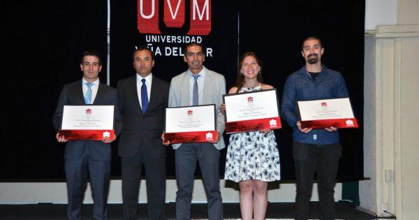 UVM desarrolla ceremonia para entrega de títulos de sus programas de Magíster