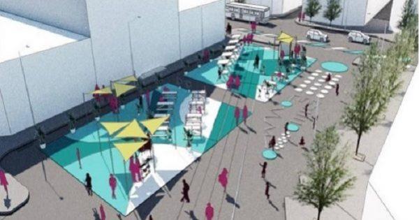 EADLAB UVM es parte del proyecto urbano que transformó explanada del Mercado Municipal de Viña