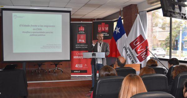 Migración en Chile: desafíos y visiones
