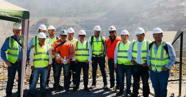 UVM participa en programa de planificación y simulación de procesos mineros