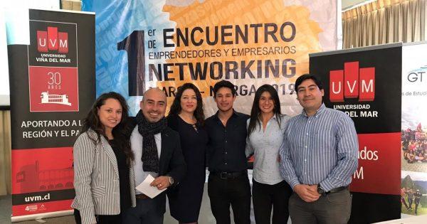 UVM participa en encuentro de emprendimiento
