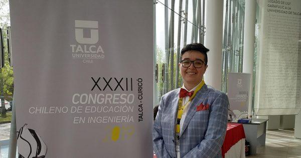 UVM participa en Congreso chileno de educación en ingeniería