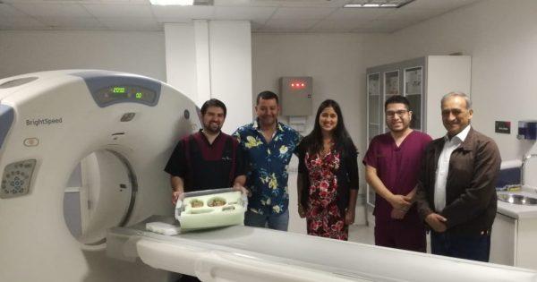 Carrera de Tecnología Médica se suma a rescate paleontológico de Mina La Niña