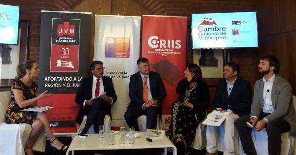 Alcaldes coincidieron en que descentralización es clave para inclusión social
