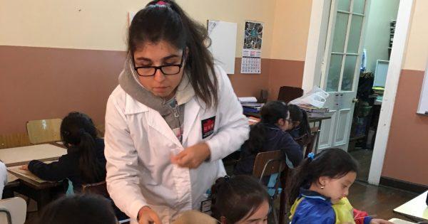 Estudiante de Artes Visuales se adjudica Fondo de Desarrollo Institucional del MINEDUC