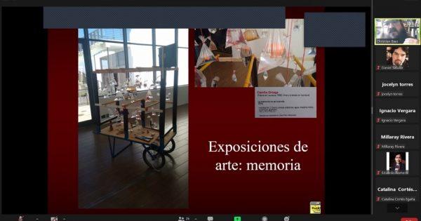 Carreras Educación Básica y Pedagogía en Historia y Ciencias Sociales UVM realizaron ponencia