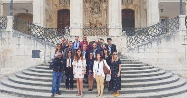 UVM realiza gira europea por Proyecto Erasmus