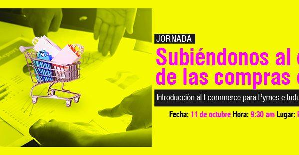 """Docentes del Diplomado """"Diseño y Gestión de Tiendas Online"""" expondrán sobre comercio digital"""