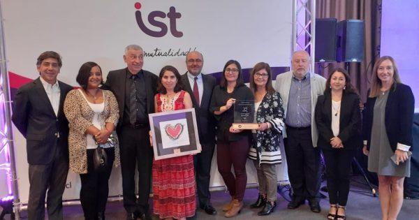IST reconoce a la UVM por su aporte en la inclusión laboral
