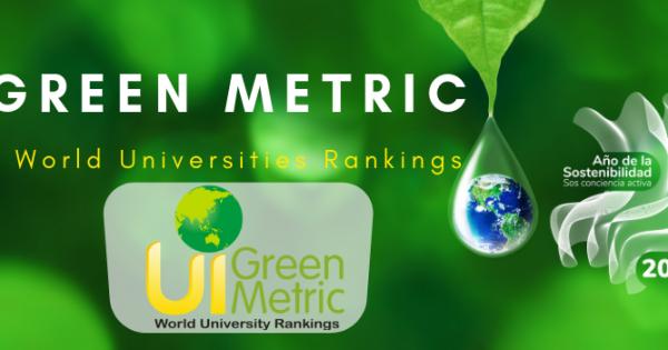 UVM es la tercera institución académica de Chile con mayor compromiso medio ambiental según ranking mundial de universidades