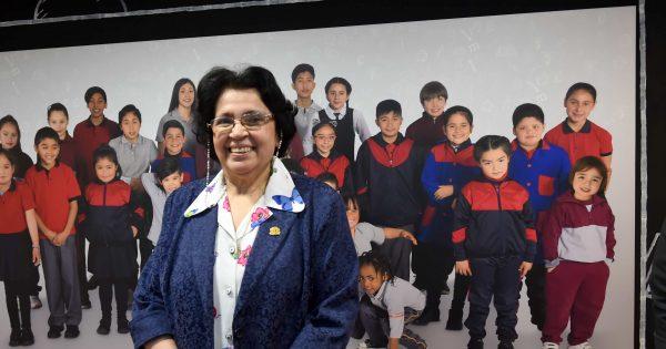Escuela de Educación realiza reconocimiento a destacadas académicas nacionales