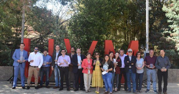 Universidad Viña del Mar reconoce a sus colaboradores