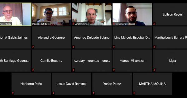 Académico UVM participa en seminario internacional de Física