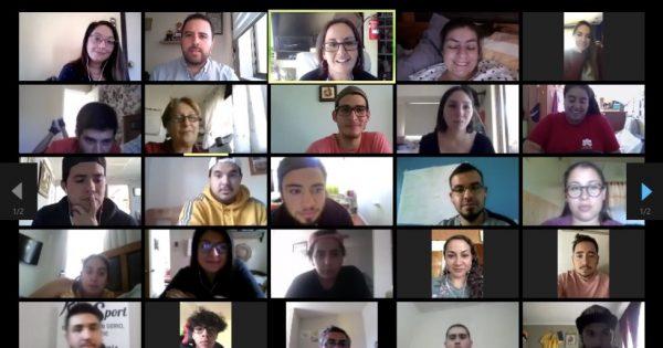 Carrera de Kinesiología celebra su día con seminario virtual