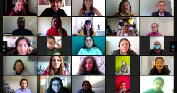 UVM realizó 6º Jornada Interdisciplinaria sobre abuso sexual infanto-juvenil: Violencia sexual en línea