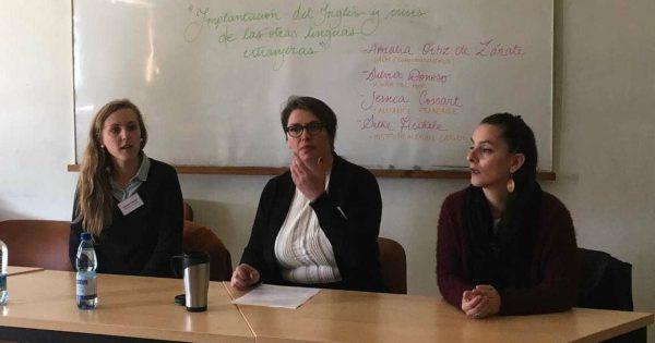 Docente UVM expone en la Sociedad Nacional de Lenguas Extranjeras