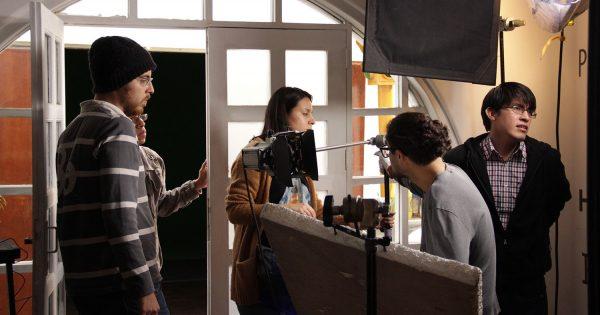 Estudiantes UVM becados para Workshop de Dirección de Fotografía para Cine de Largometraje