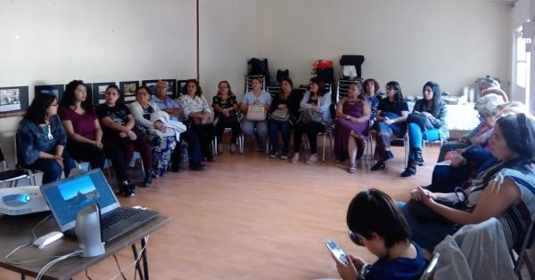Exitoso cierre de prácticas grupales de estudiantes de Trabajo Social