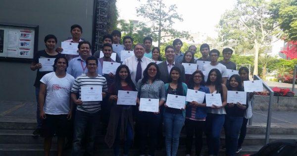 Docente UVM participa en curso en la Universidad Peruana de Ciencias Aplicadas