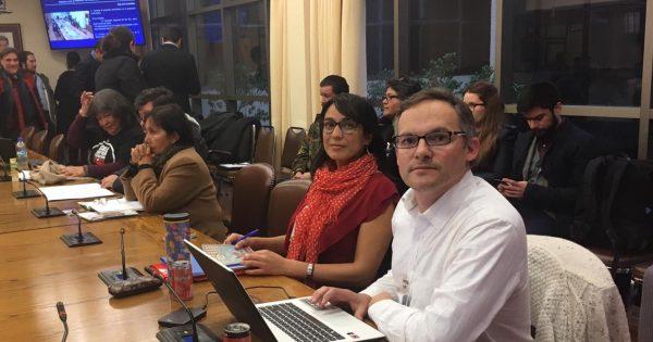 Docente UVM expone en Comisión de Medio Ambiente de la Cámara de Diputados