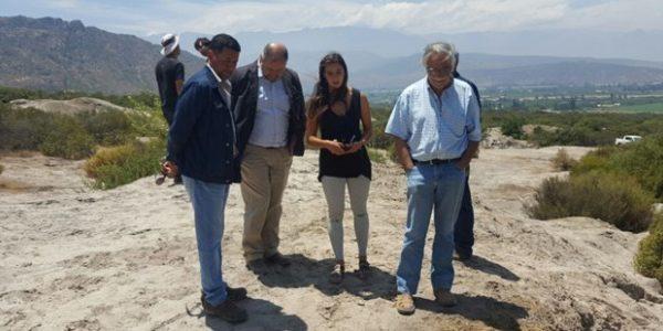 UVM apoya proyecto para construir un parque en depósito de relave en el sector El Asiento