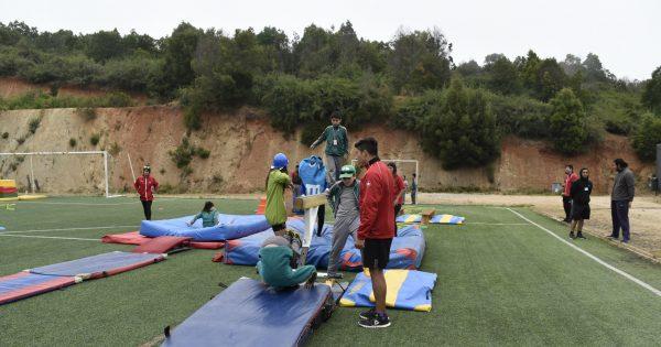 Con éxito se desarrolló II Feria Deportiva Recreativa
