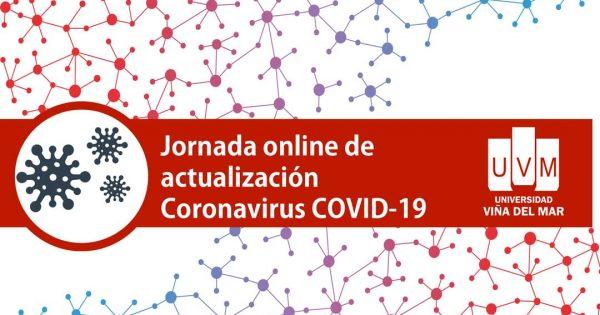 Jornada online de actualización Coronavirus COVID-19