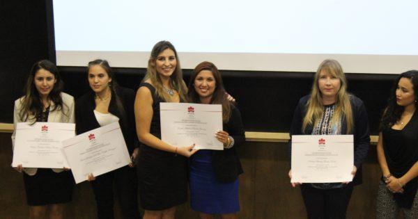 Escuela de Ciencias de la Salud UVM realiza entrega certificación de sus diplomados