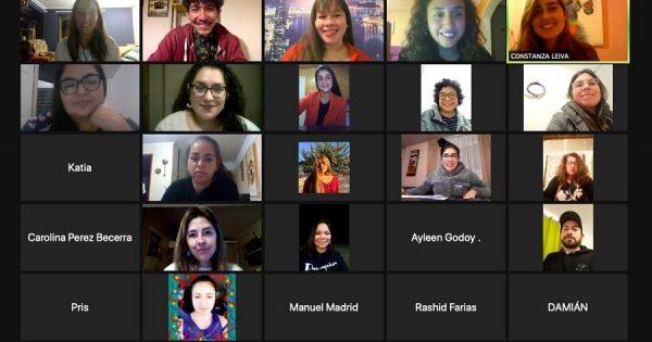 Sobre la organización popular femenina en contexto de pandemia trató conversatorio UVM